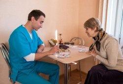 Организация досуга постояльцев частного дома престарелых