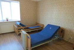 Уход за лежачими больными в доме престарелых