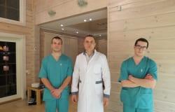Реабилитолог и массажисты дома престарелых в Вышгороде