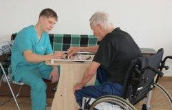 Психолог в доме престарелых должностные обязанности порядок оформления в дома престарелых